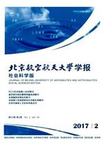 《北京航空航天大学学报(社会科学版)》2017年第2期