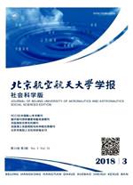 《北京航空航天大学学报(社会科学版)》2018年第3期